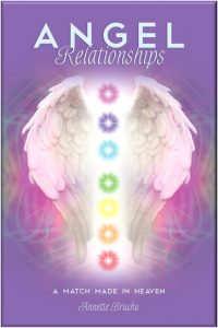 Angel Relationships: A Match Made in Heaven is available at the Helping You Heal Center!