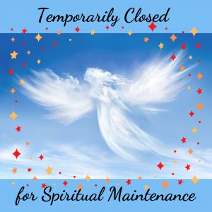 HYHCenter Closed for Spiritual Maintenance (Oct 5th-19th)