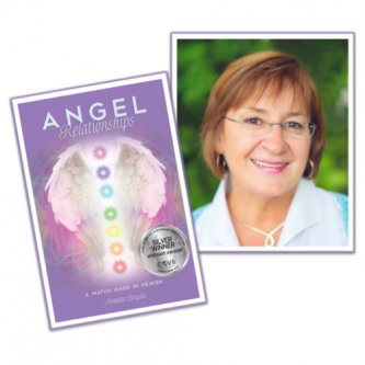 Angel Relationships by award winning author, Annette Bruchu